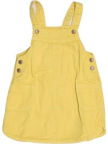 Túnica niña TAPE À L'OEIL amarillo 12 meses verano #1500466_1