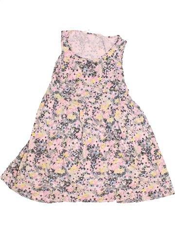 Vestido niña H&M violeta 8 años verano #1500644_1