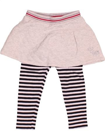 Jupe fille DPAM rose 2 ans hiver #1500685_1