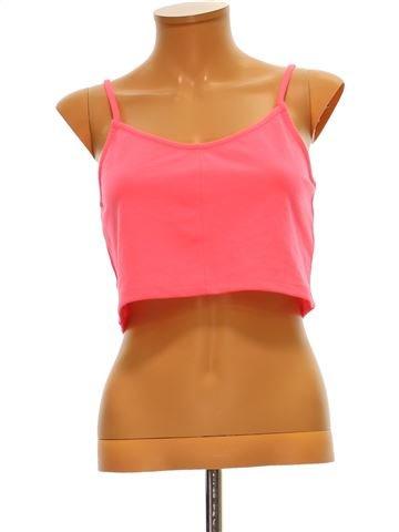 Camiseta sin mangas mujer TOPSHOP 40 (M - T2) verano #1500745_1