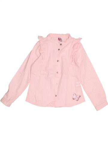 Blouse manches longues fille ORCHESTRA rose 6 ans hiver #1500797_1