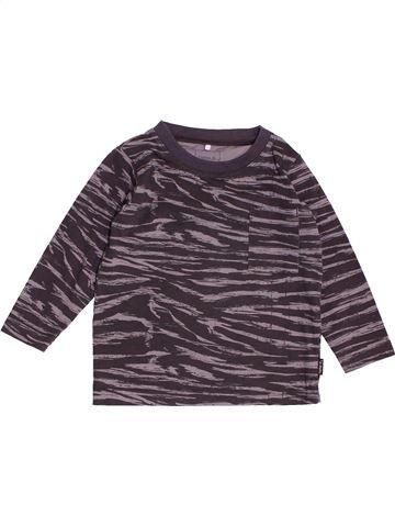 Camiseta de manga larga niño NAME IT violeta 12 meses invierno #1501074_1