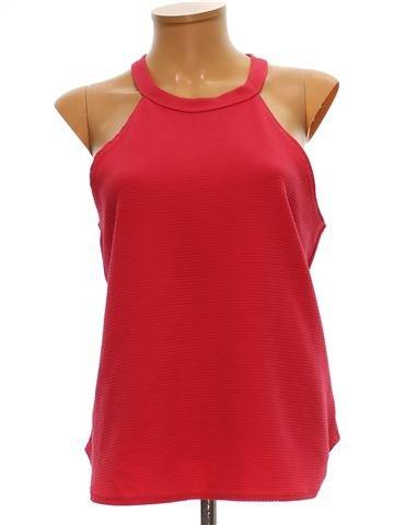 Camiseta sin mangas mujer BOOHOO 42 (L - T2) verano #1501076_1