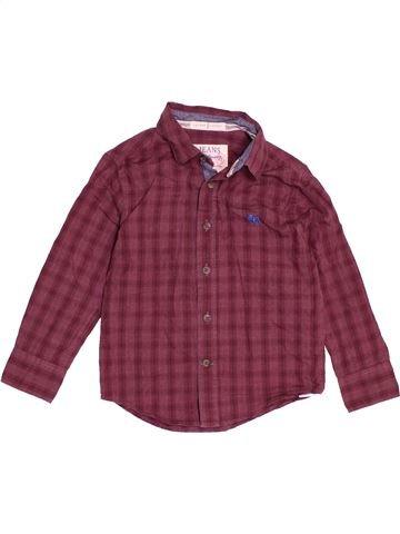 Camisa de manga larga niño JASPER CONRAN violeta 4 años invierno #1501261_1