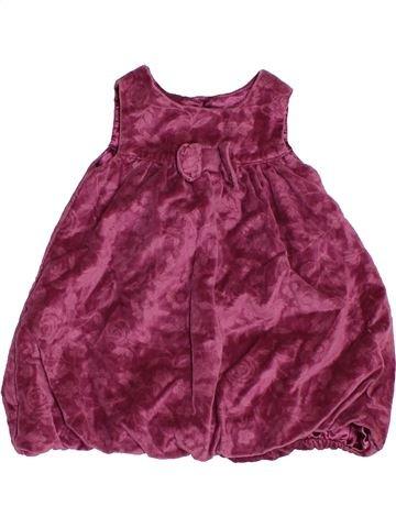 Vestido niña MOTHERCARE violeta 1 mes invierno #1501278_1