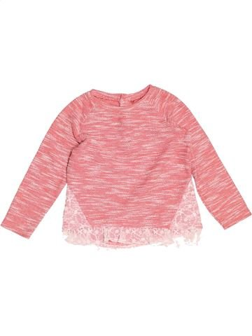 Pull fille NEXT rose 4 ans hiver #1501300_1