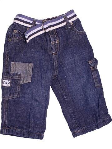 Pantalón niño MATALAN azul 9 meses invierno #1501359_1