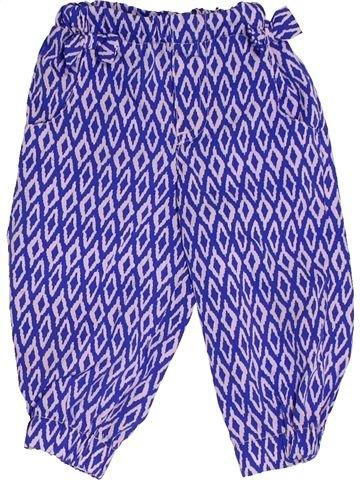 Pantalón niña PEP&CO violeta 9 meses verano #1501398_1