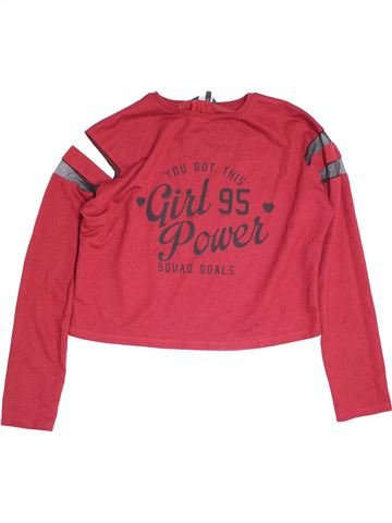 Pull fille CANDY COUTURE rose 15 ans hiver #1501647_1