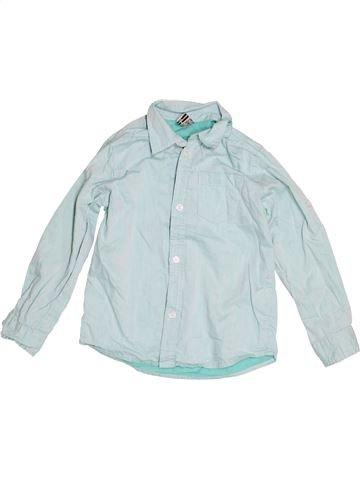 Camisa de manga larga niño TAPE À L'OEIL azul 5 años invierno #1502217_1