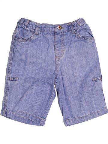 Short-Bermudas niño VERTBAUDET gris 5 años verano #1502218_1