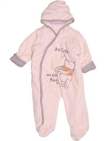 Mono-polar niño DISNEY rosa 6 meses invierno #1502286_1