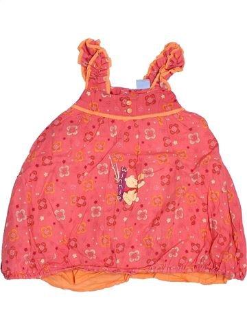 Vestido niña DISNEY rosa 6 meses verano #1502402_1