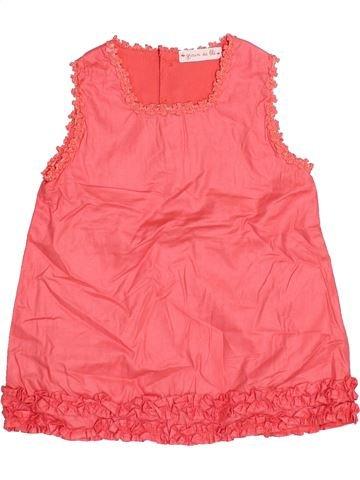 Vestido niña GRAIN DE BLÉ rosa 3 meses verano #1502422_1