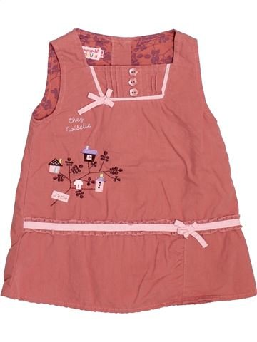 Vestido niña LA COMPAGNIE DES PETITS rosa 6 meses invierno #1502477_1