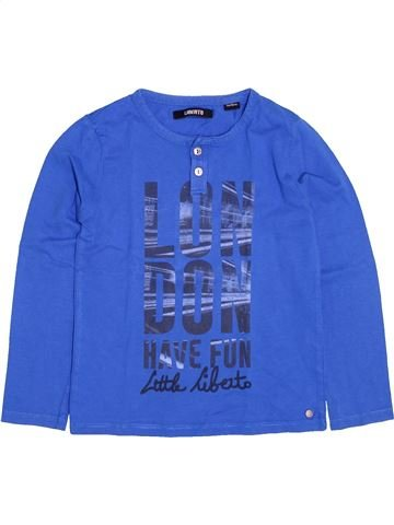 Camiseta de manga larga niño LIBERTO azul 6 años invierno #1502497_1