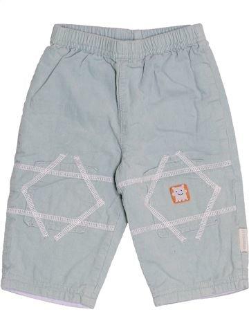 Pantalon garçon PREMAMAN gris 9 mois hiver #1502876_1