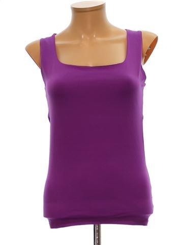 Camiseta sin mangas mujer ZARA M verano #1502882_1