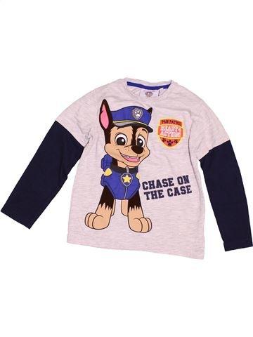 Camiseta de manga larga niño NICKELODEON rosa 5 años invierno #1502968_1