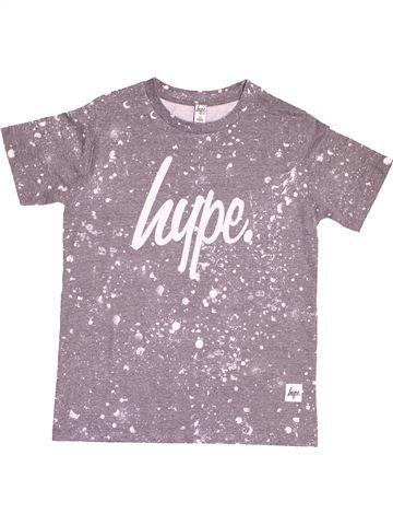 Camiseta de manga corta niña HYPE KIDS violeta 13 años verano #1503598_1