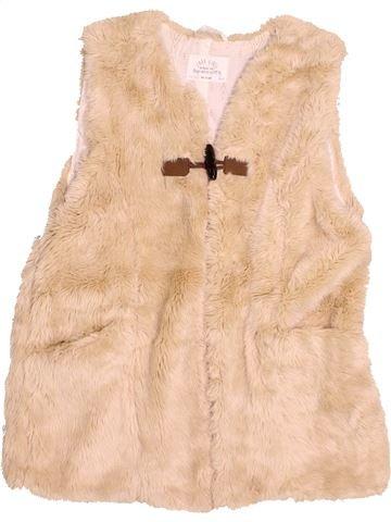 Gilet fille ZARA beige 14 ans hiver #1503604_1