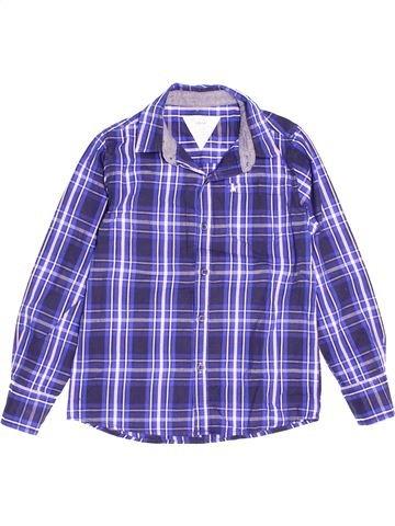 Chemise manches longues garçon PRIMARK violet 11 ans hiver #1503955_1