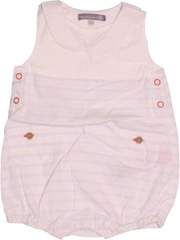 Combinación corta niño SERGENT MAJOR rosa 6 meses verano #1504411_1