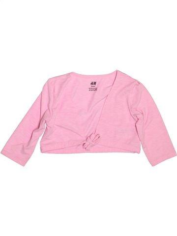 Chaleco niña H&M rosa 4 años invierno #1504790_1