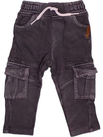 Pantalón niño VERTBAUDET gris 3 meses invierno #1506154_1
