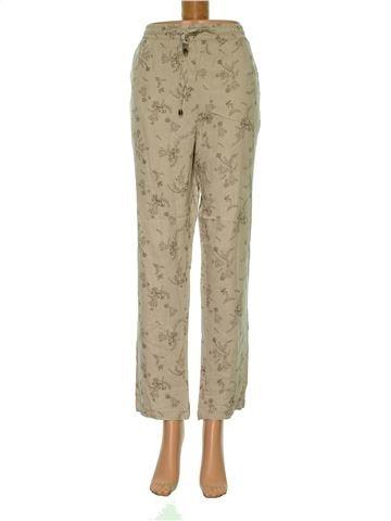 Pantalon femme BONMARCHÉ 42 (L - T2) été #1506343_1