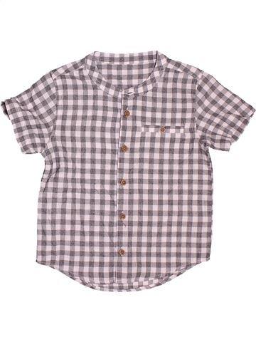 Blusa de manga corta niña MATALAN violeta 3 años verano #1506534_1
