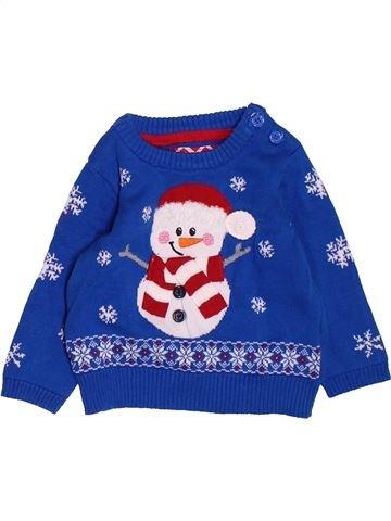 Pull garçon PRIMARK bleu 3 mois hiver #1506623_1