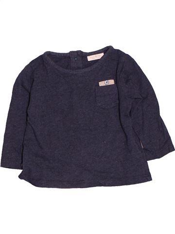 T-shirt manches longues garçon NEXT bleu 6 mois hiver #1506659_1