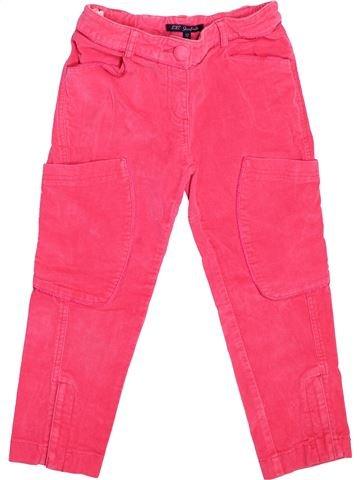 Pantalón niña LILI GAUFRETTE rosa 12 años invierno #1507233_1