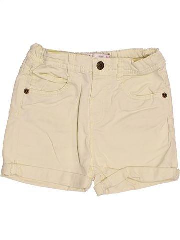 Short - Bermuda garçon ZARA beige 3 ans été #1507598_1