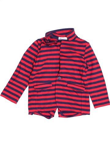 Sweat garçon H&M violet 6 ans hiver #1507836_1