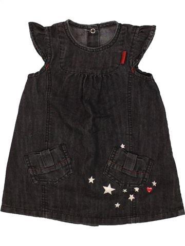Vestido niña SUCRE D'ORGE azul oscuro 9 meses verano #1508073_1