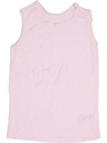 T-shirt sans manches fille GEORGE rose 11 ans été #1508155_1