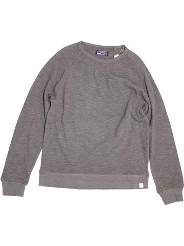 Pull garçon NEXT gris 11 ans hiver #1508221_1