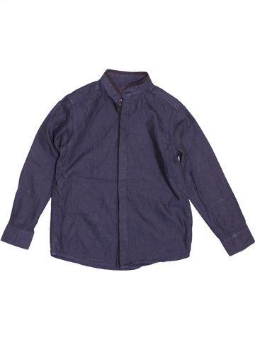 Chemise manches longues garçon NEXT bleu 6 ans hiver #1508368_1