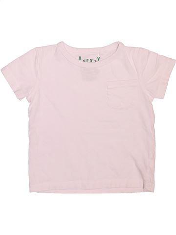T-shirt manches courtes garçon NEXT rose 2 ans été #1508578_1