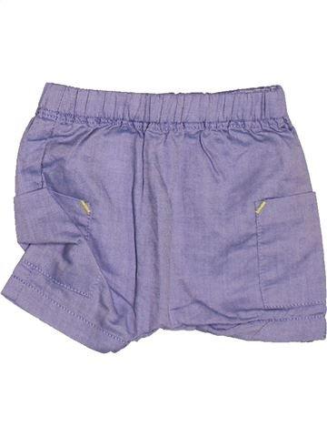 Short-Bermudas niño JEAN BOURGET gris 1 mes verano #1508926_1