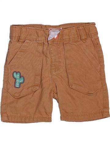 Short-Bermudas niño DPAM marrón 6 meses verano #1508985_1