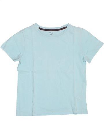 T-shirt manches courtes garçon KIABI gris 6 ans été #1509349_1