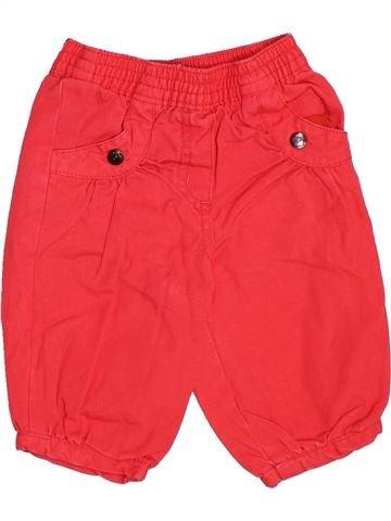 Pantalon fille DPAM orange 3 mois hiver #1509605_1