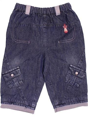 Tejano-Vaquero niño VERTBAUDET azul 12 meses invierno #1509682_1