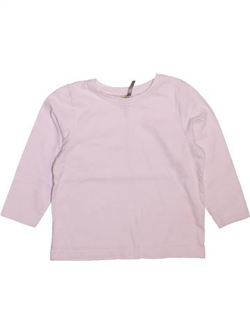 T-shirt manches longues garçon ORCHESTRA blanc 2 ans hiver #1509729_1