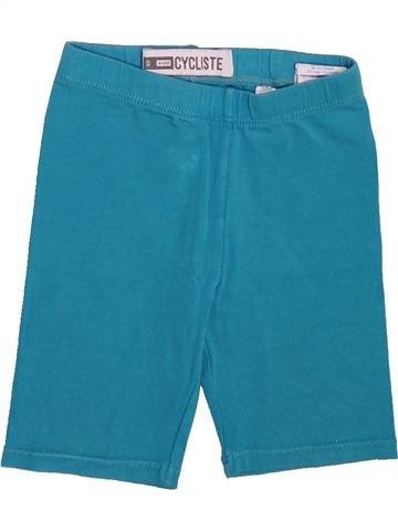 Legging niña OKAIDI azul 3 años verano #1509977_1