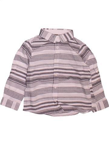 Camisa de manga larga niño ORCHESTRA gris 18 meses invierno #1509998_1