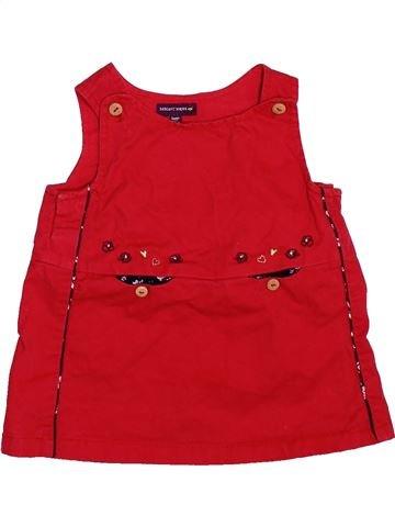 Robe fille SERGENT MAJOR rouge 6 mois hiver #1510119_1